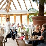 Bettys Harlow Carr is a beautiful place to enjoy a relaxing moment