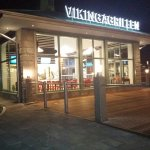 Bilde fra Vikingagrillen