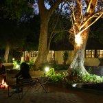 Island Safari Lodge - Evening