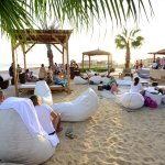 Beach Bar - relax here after a sporty day under or on the water