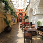 Lobby Arco del Carmen