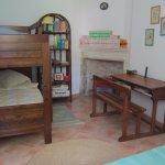 Cottage, chambre enfants