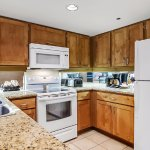 Fully equipped kitchens in every unit.