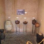 Various Berber museum items