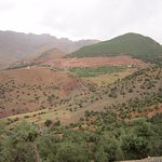 View fro a Berber house