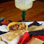Margaritas and burritos are always making an appearance on our specials menu.