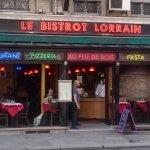 Foto de Le Bistrot Lorrain