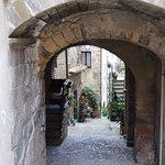 The old city of Civitella d'Agliano