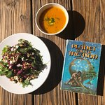 Soup, Salad, and Sci Fi.