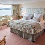 Bedroom  at The Crinan Hotel, Argyll, Scotland