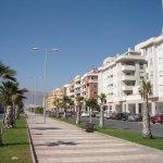 Roquetas de Mar - Avenida Reino de España © Robert Bovington