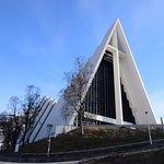 Photo de Cathédrale Arctique de Tromsø