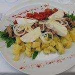Insalata di tonno e patate (yummm!)