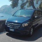 Luigi Fusco shuttle limousine service private tour & transfers in Amalfi coast !