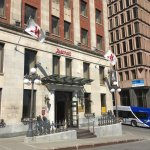Photo de Hôtel Marriott Québec Centre-Ville