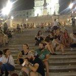 Photo de Place d'Espagne (Piazza di Spagna)