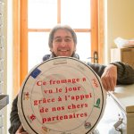 Visite coopérative fromage de Chèvres