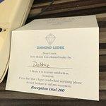 Diamond Lodge Foto