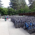 2500 bikes to choose from
