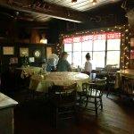 Restaurant interior - back dining room