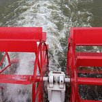 The Pride of the Susquehanna - paddle wheels