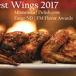 Best Wings Minnesota 2017, Fargo ND 2017