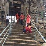 Yoganarasimha temple(hill)