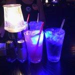 Light up lemonade
