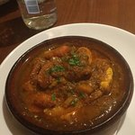 Berber Tagine after the reveal