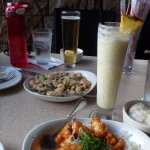 Pina colada (best I've had in Waikiki)
