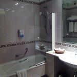 Sala inmensa de baño