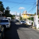 Street view of Calle Perez