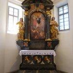 a side altar