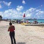 Junkanoo Beach shoreside