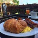 Exceptional breakfast
