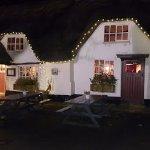 The Inn during December
