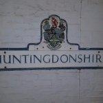Huntingdonshire badge
