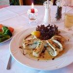 Calamari vom Grill