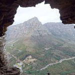 View of TM from Walley's cave