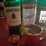 Every Thursday $4 Jamo Shots + 1/2 Priced Mules + $1 Sliders