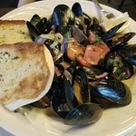 Mussels from Main Floor Dining Room