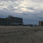 Foto di Hampton Inn Virginia Beach-Oceanfront South