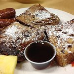 Sunday Brunch French Toast Main Dining Room