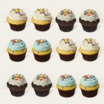 Choose a handy Prepackaged Dozen and take the guesswork out of cupcakes. *Birthday Dozen Picture