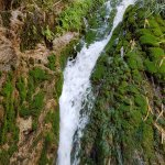 David Waterfall, Wadi David, En Gedi Nature Park