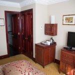Fitzrovia Hotel double room.