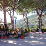A nice place to sit and eat or walk with your gelato!