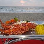Lobster yummy yummy