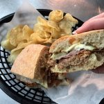 Lunch Cuban Sandwich