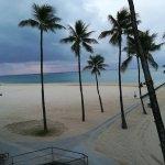 Vari momenti nel Resort dalla colazione allo spiaggiamento di un leone marino